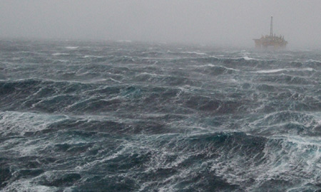 Statoil To Shut Oil Production At Aasgard Field Due To Storm