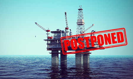 Spanish Point Appraisal Well Deferred