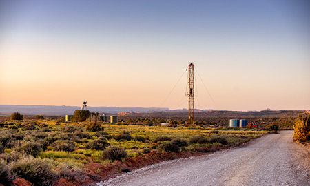 Baker Hughes: US Oil Rig Weekly Decline Smallest Since December