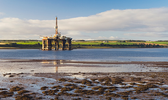 OTC 2015: An 'Uncertain' Time for Scotland's Offshore Industry