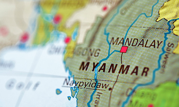 Myanmar Rules Out Launch of Bidding Round for Exploration Blocks This Year