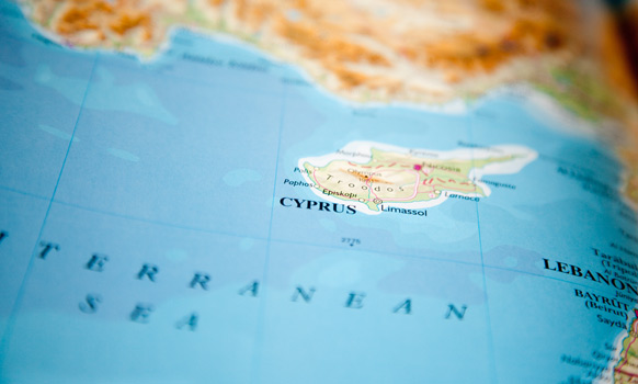 Mighty Aphrodite: Offshore Cyprus