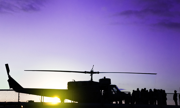 Helicopter Operation Safety Review: Problems & Effectiveness
