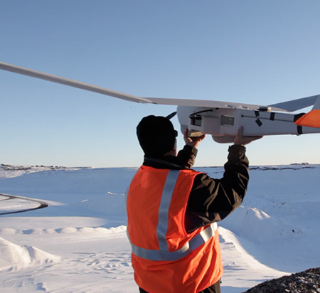 Drone Alone: Unmanned Aircraft in Oil, Gas Inspection