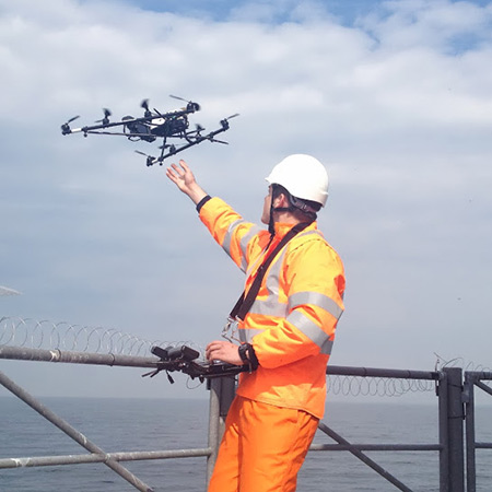 Drone Alone: Unmanned Aircraft in Oil, Gas Inspection | Rigzone