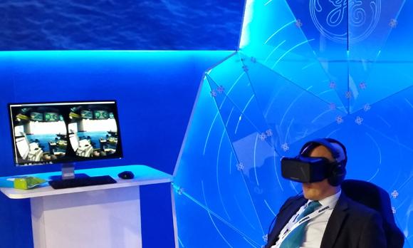 OE 2015: GE's Virtual Reality Subsea Experience