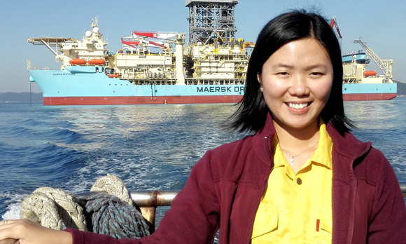 PETRONAS' First Female Drilling Supervisor Settles in Trailblazing Role
