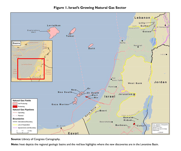 Eastern Mediterranean Gas: Challenges and Opportunities