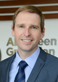 James Bream, Research & Policy Director, Aberdeen & Grampian Chamber of Commerce
