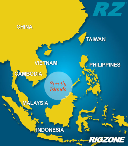 Territorial Spate to Slow Offshore Gas Progress in the Philippines