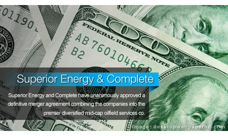 Superior Energy to Buy Rival Complete for $2.7B
