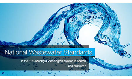 Industry Questions Need for National Wastewater Standards