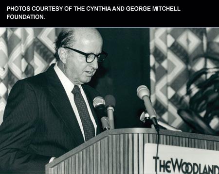 Shale Gas Pioneer George P. Mitchell Dies at 94
