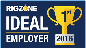 Ideal Employer Badge