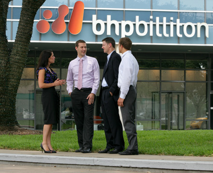 U.S. Shale Operations Drive BHP Graduate Hiring Plans