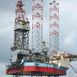 Maersk Resilient Jackup