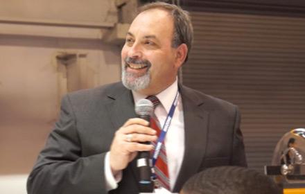 OTC 2012 - Rigzone President, Paul Caplan