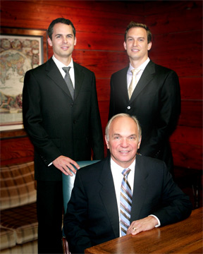 Eric, Hank and Paul Danos