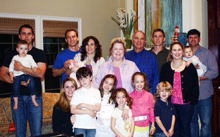 The Danos Family