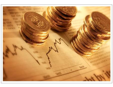 Portfolio and Gold COins