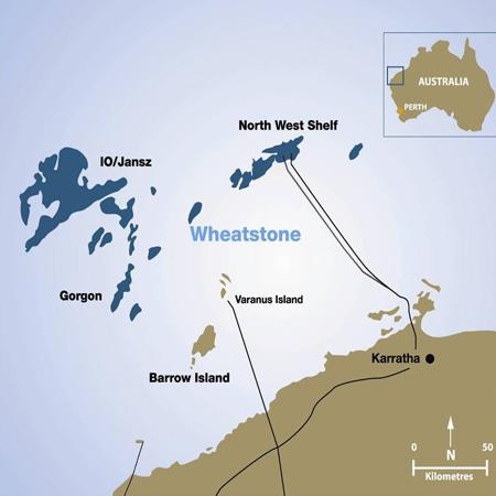 Wheatstone LNG Project