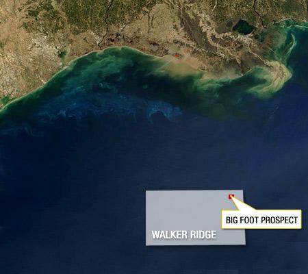 Map: Walker Ridge, Block 29
