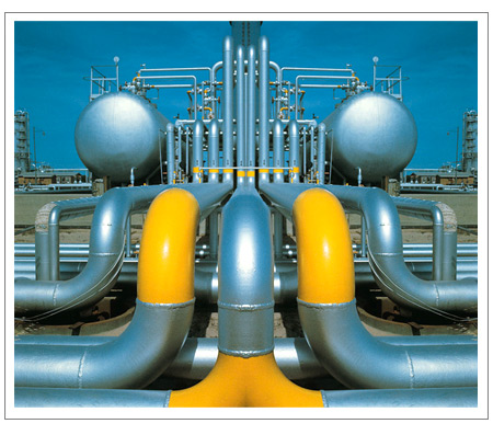 cleaner-burning natural gas and pipeline infrastructure