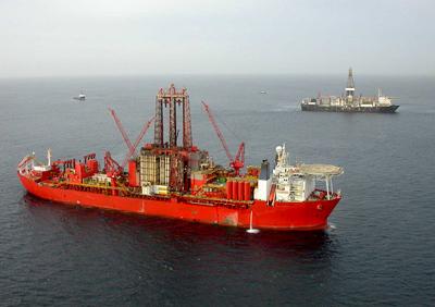 West Navigator Drillship
