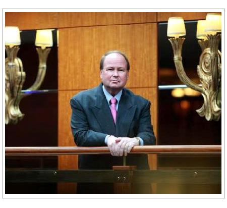 Woodside CEO Don Voelte
