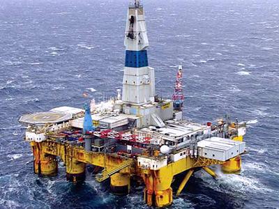 Transocean's Polar Pioneer