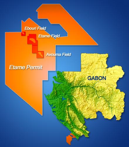 Gabon: etame permit
