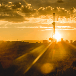 In the scrublands of West Texas there's an oil-drilling operation like few that have come before.