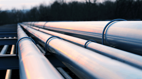 Plains says it has shipper support for new 585,000 b/d Texas crude pipeline
