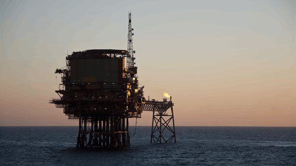 Fatality on North Sea Platform