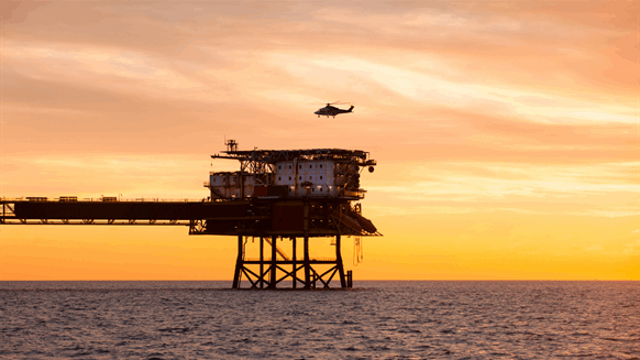 NHV Secures North Sea Helicopter Services Contract with Dana Petroleum