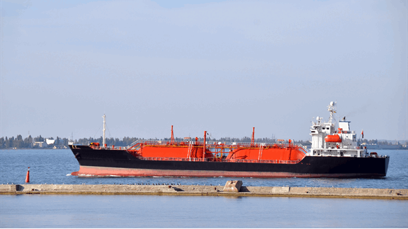 Tankers Can Now Tank Up at Houston NGL Terminal