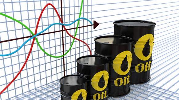 Oil Prices Fall With Stock Market