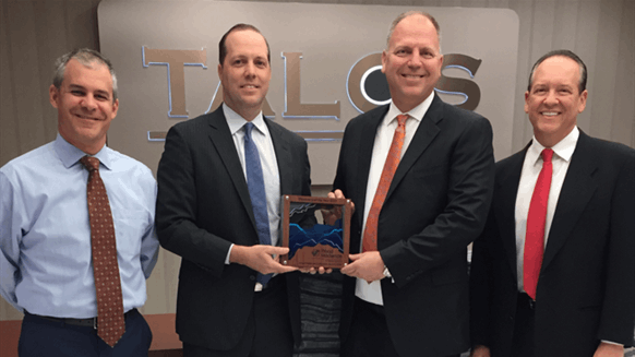 Talos Energy Wins Discovery Award for 2017 Offshore Mexico Find