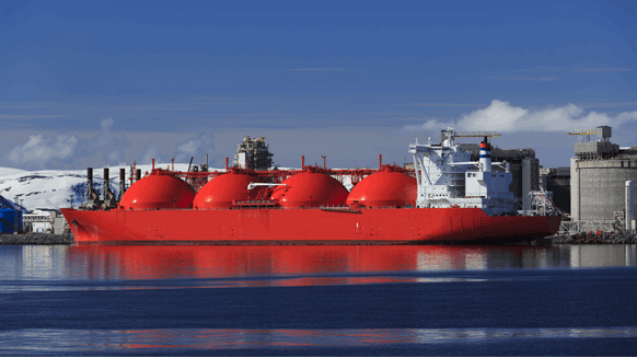 Arctic LNG Terminal Doubles Capacity