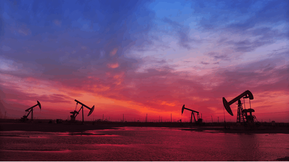 Crude Oil Settles Near Intraday High