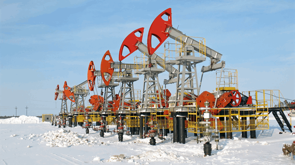 Russian Oil Giants Offer Bright Spot in Cloudy Economy