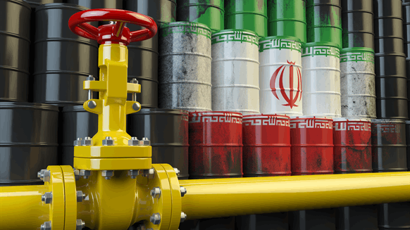Iran Says Oil Market Is Too Tight For US Zero Exports Target