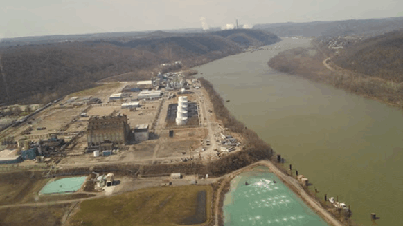 Shell Hits Milestone at Pennsylvania Site