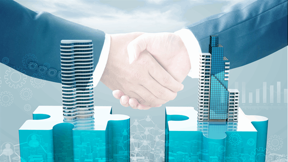 Mega Deals Push M&A Value to $122.8B in 3Q