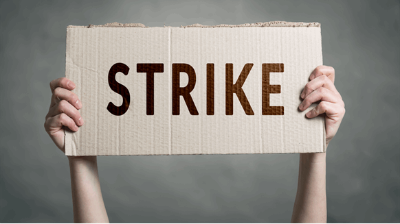 Strike Action on the Cards for UK GMB Union?