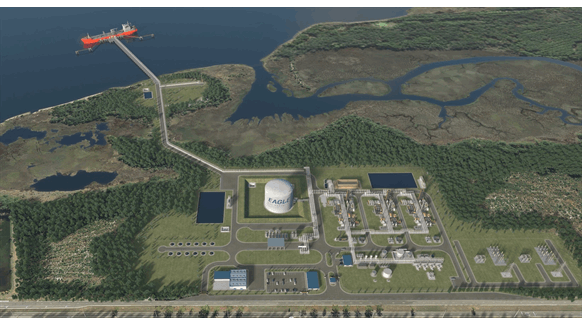 Florida LNG Project Clears Hurdle