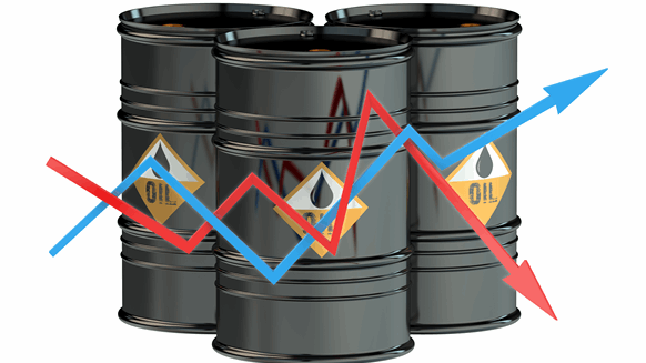 Crude Oil Avoids Massive Sell-off for Week