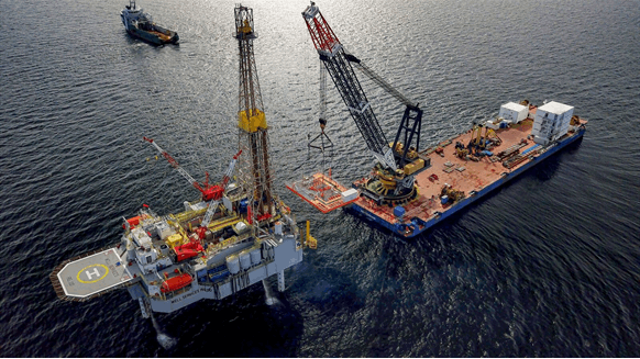 Petchems-focused Firm Becomes Offshore Operator