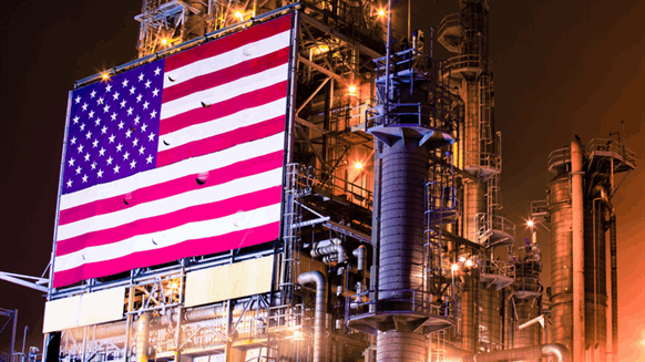 US Gulf Refiners Feast on Domestic Oil