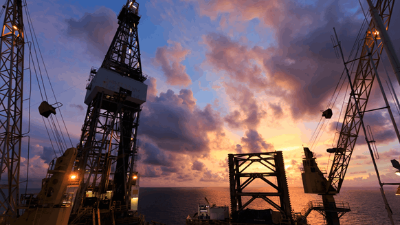 ConocoPhillips Contracts Rowan Jackup